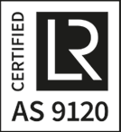 AS 9120 Certified